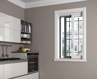 Frames for Sliding Doors and Windows - Ironflex by Steel spa
